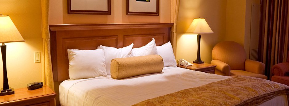 A wide range of accommodation in all categories